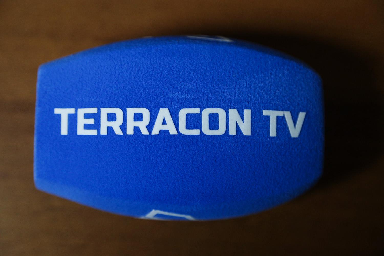 Mic cover Terracon TV