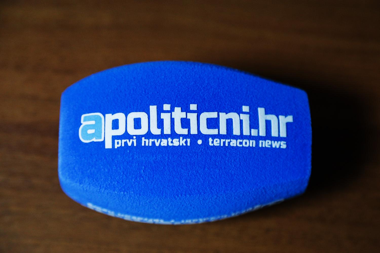 Mic cover Terracon Apoliticni