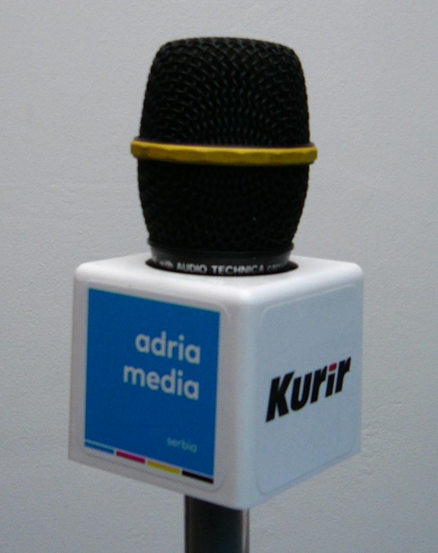 Mic cube AdriaMedia Kurir