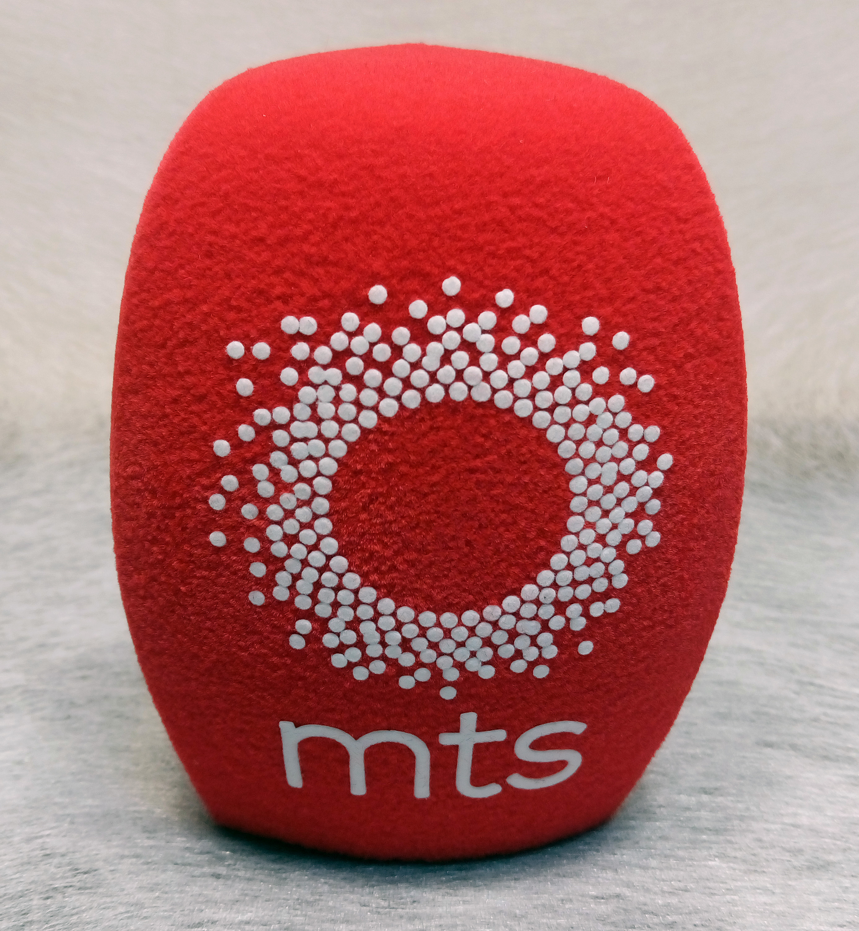 Mic cover MTS