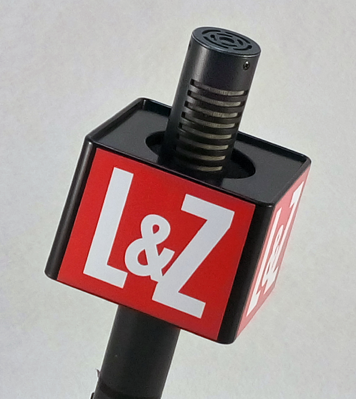 Mic cube black L&Z