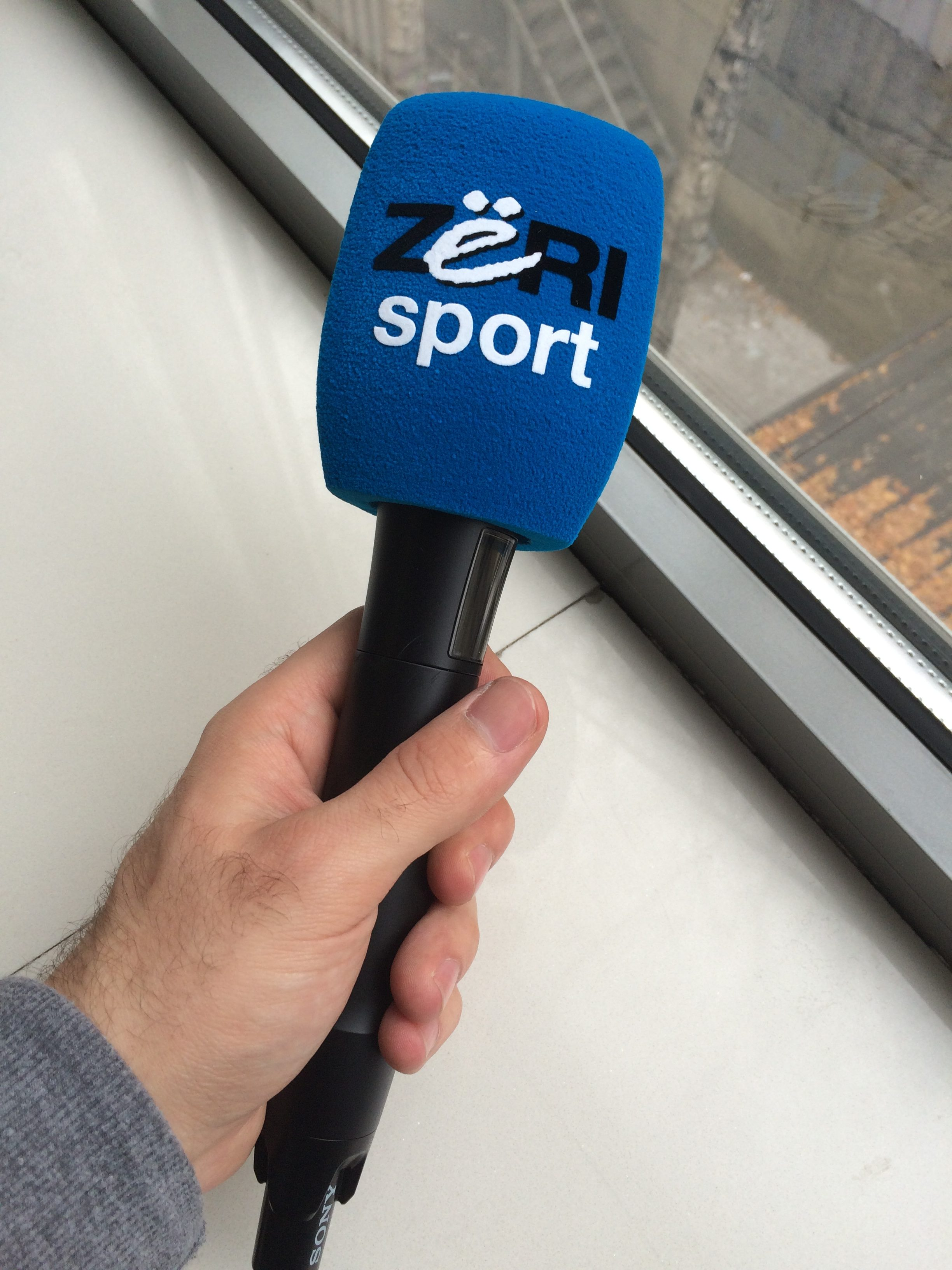 Mic cover Zeri Sport