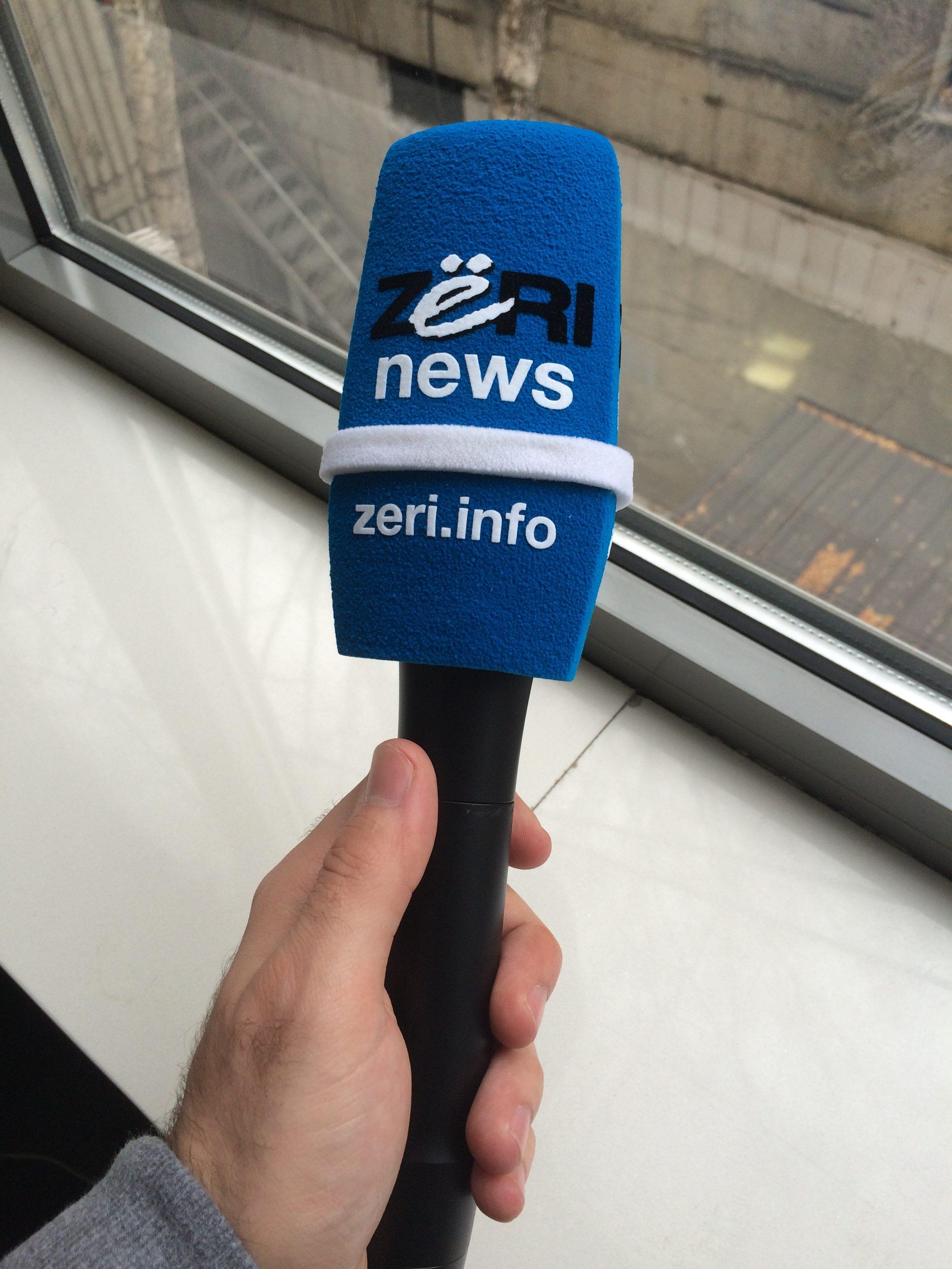 Mic cover Zeri News