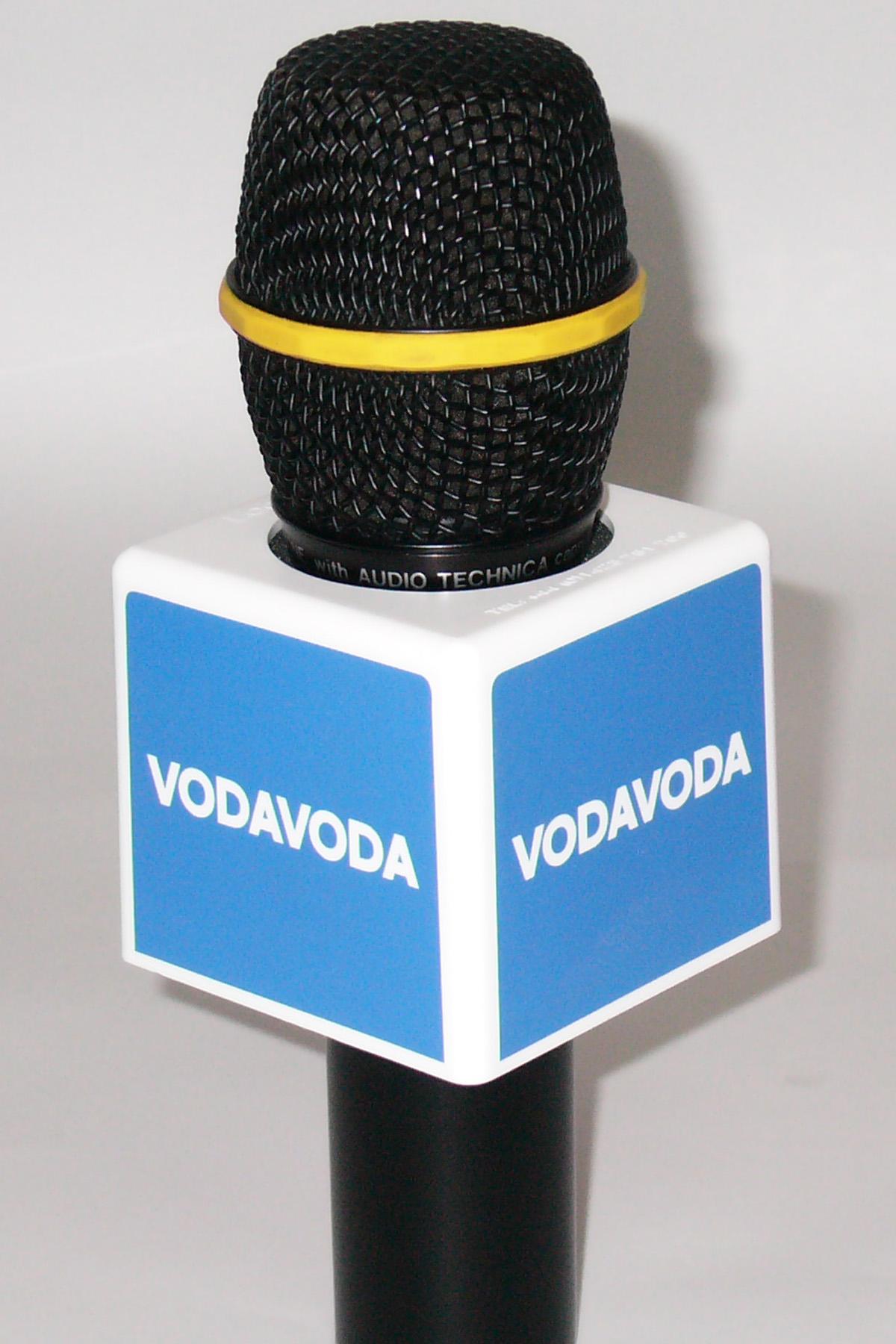 Mic cube VodaVoda