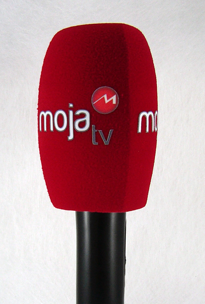 Mic cover Moja TV