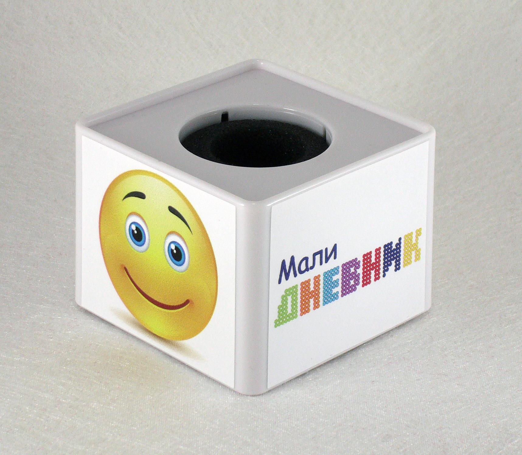 Mic cube Mali Dnevnik