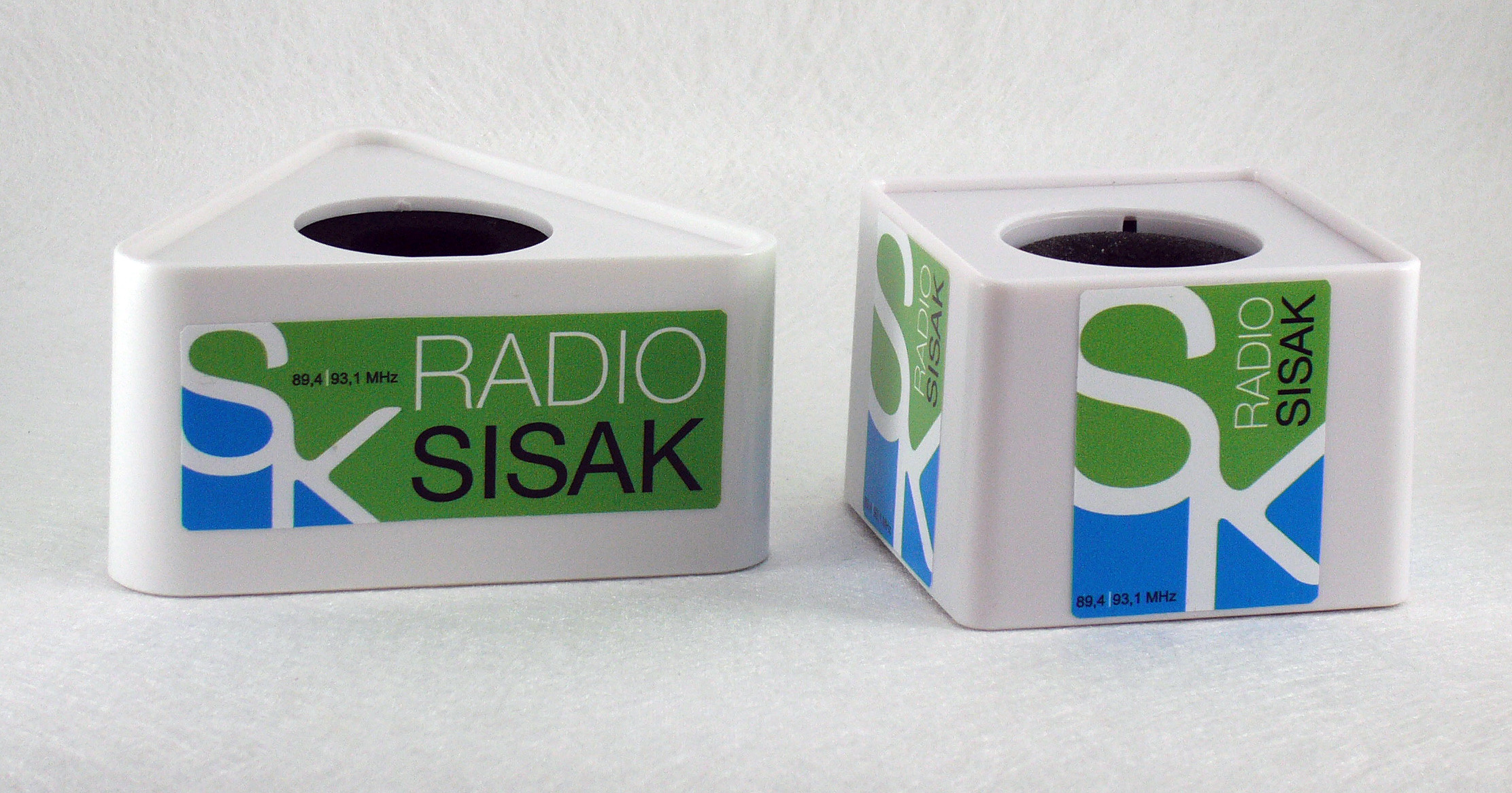 Mic cube, Mic Triangle Radio Sisak