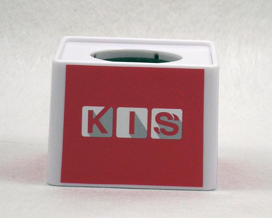 Mic cube Kiss