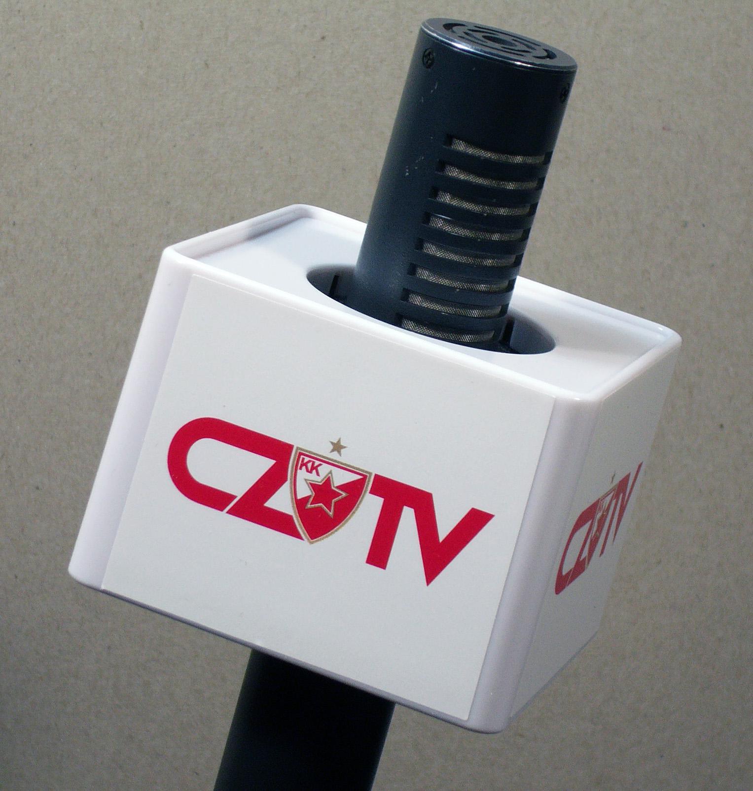 Mic cube CZTV