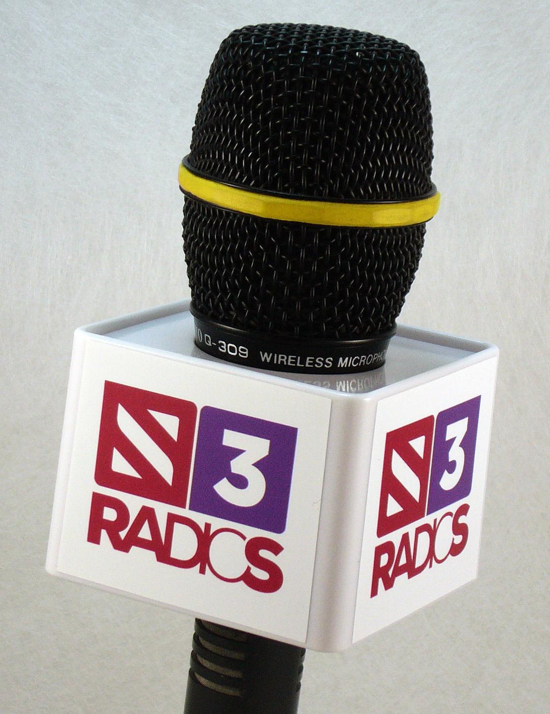 Mic Cube Radio S3
