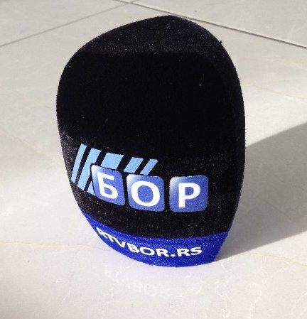 Mic cover RTV Bor