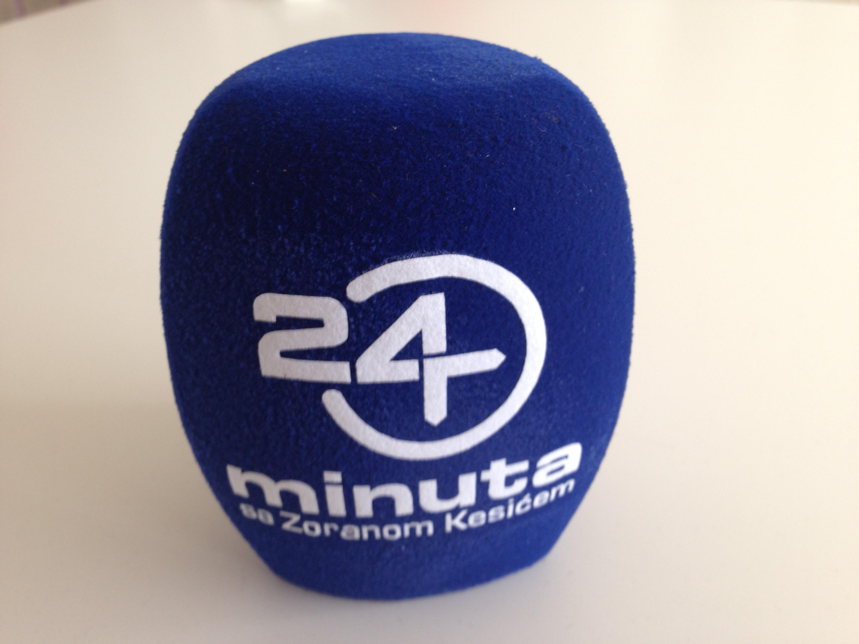 Mic cover 24 Minuta