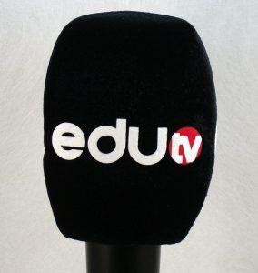 Mic Cover EDU TV