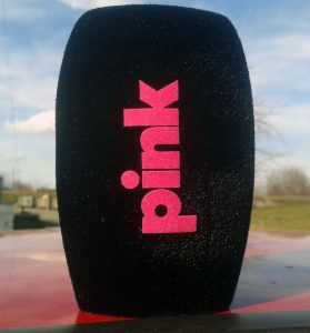 Mic Cover Pink