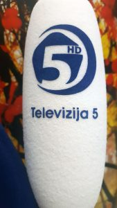 Mic Cover TV5