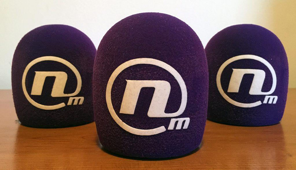 Mic covers Nova M