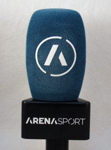 Mic Branding Arena Sport