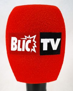 Mic Cover Blic TV