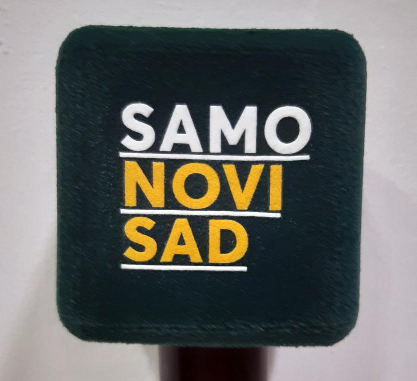 Mic Cover Samo Novi Sad
