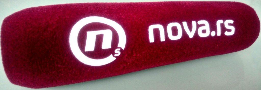 Mic cover Nova S C3300