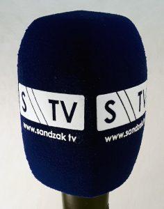 Mic cover Sandzak TV