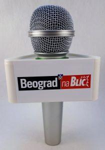 Mic Cube White Beograd na Blic