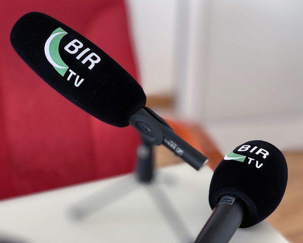 Mic cover BIR TV