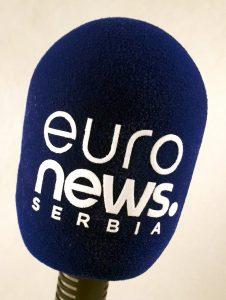 Mic cover Euronews Serbia