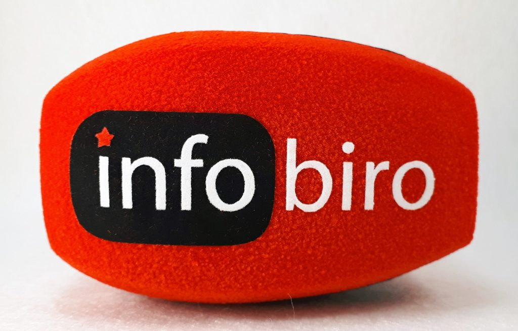 Mic cover Info Biro 1